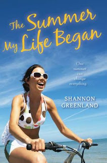 Review: The Summer My Life Began by Shannon Greenland.