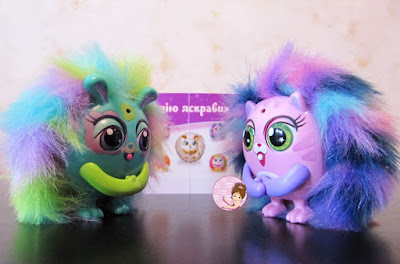 Tiny Furries interactive toys