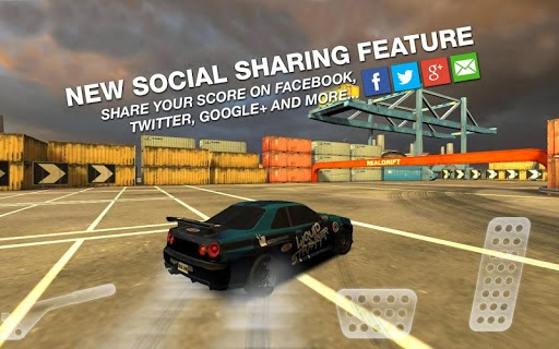 لعبة Real Drift Car Racing