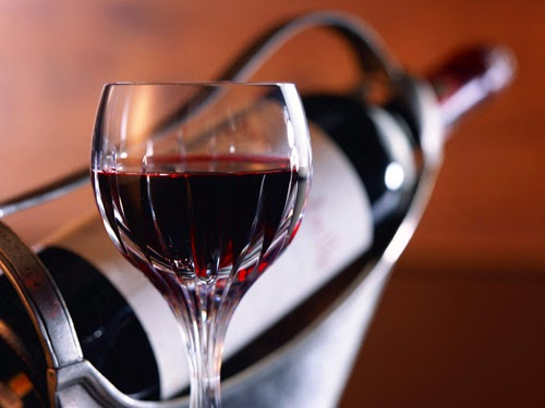 Benefícios do vinho a saúde e dieta