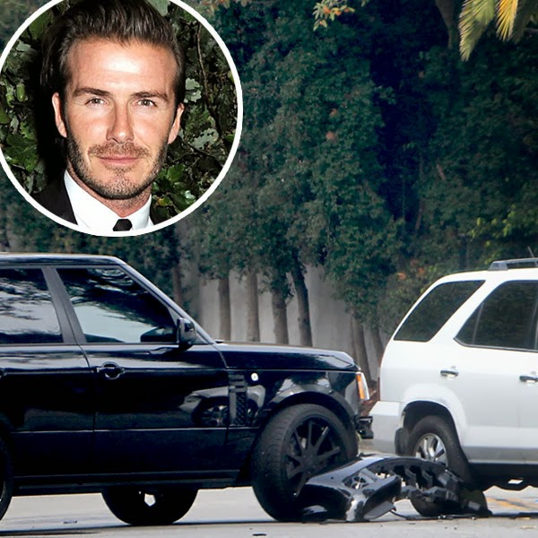Dave White Acura Used Cars: News Trend: David Beckham Car Accident