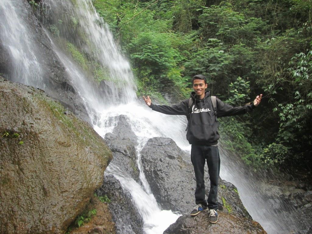 Inilah Air Terjun Watu Jonggol