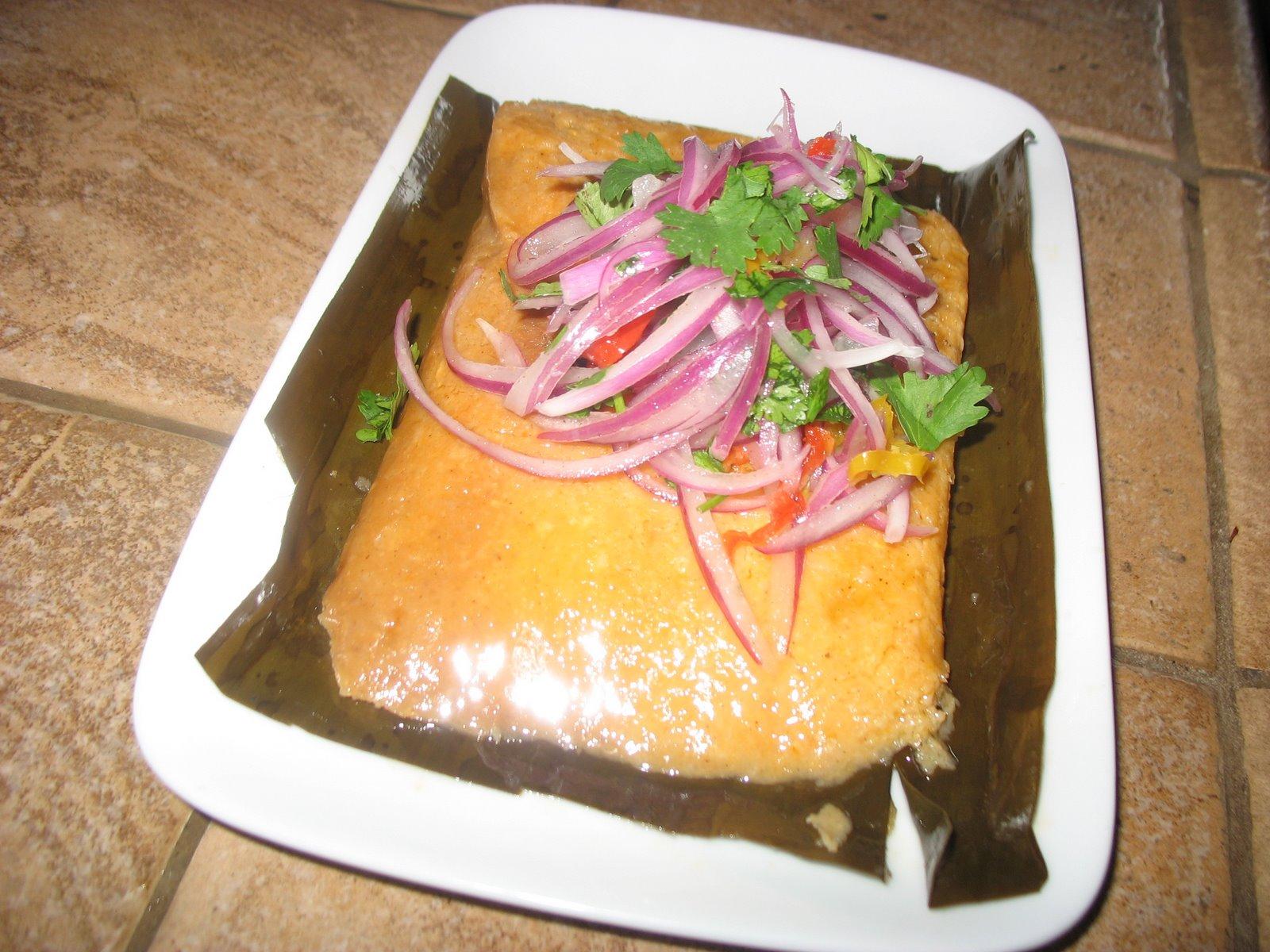 Tamal Peruano