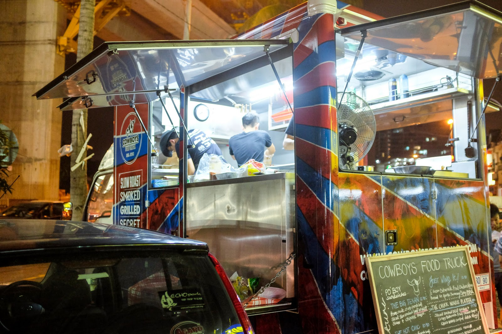 Southern Influence Food Truck