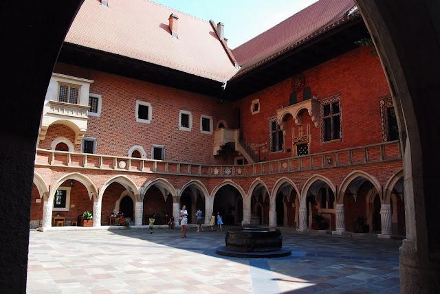cour intérieure du collegium majus