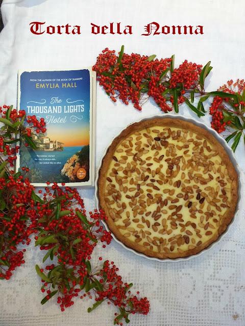 best Italian desserts, custard tart