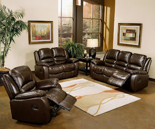 Trend Home Interior Design 2011 Modern Leather Sofa