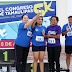 Con gran éxito…Supera Congreso meta de participación en carrera 5k