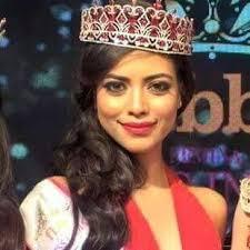 Miss India World 2016 Priyadarshini Chatterjee