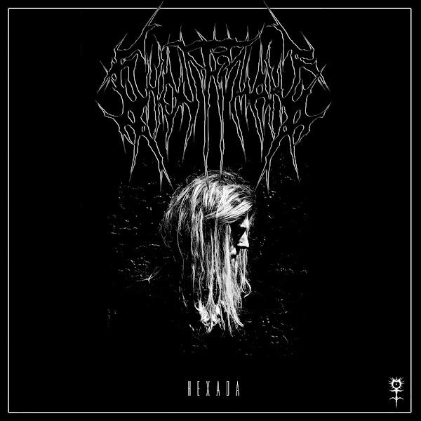 Ghostemane - Hexada Cover