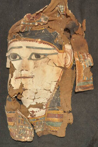 Ten Late Period tombs uncovered in Aswan