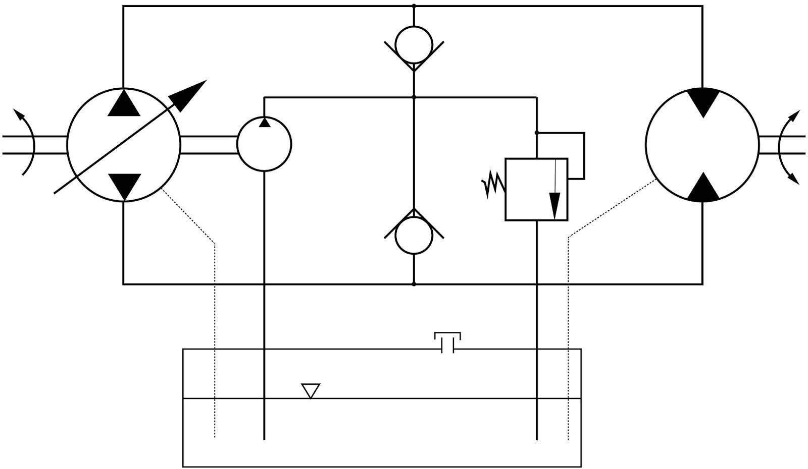 Flint Hydraulics Inc Output Power From A Hydraulic System