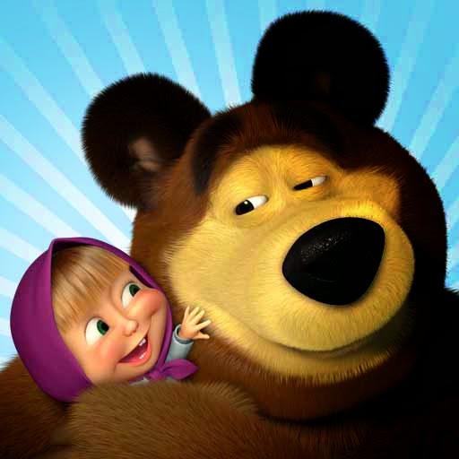 Masha si Ursul cu un singur click