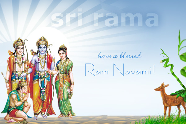 ram navami greetings message