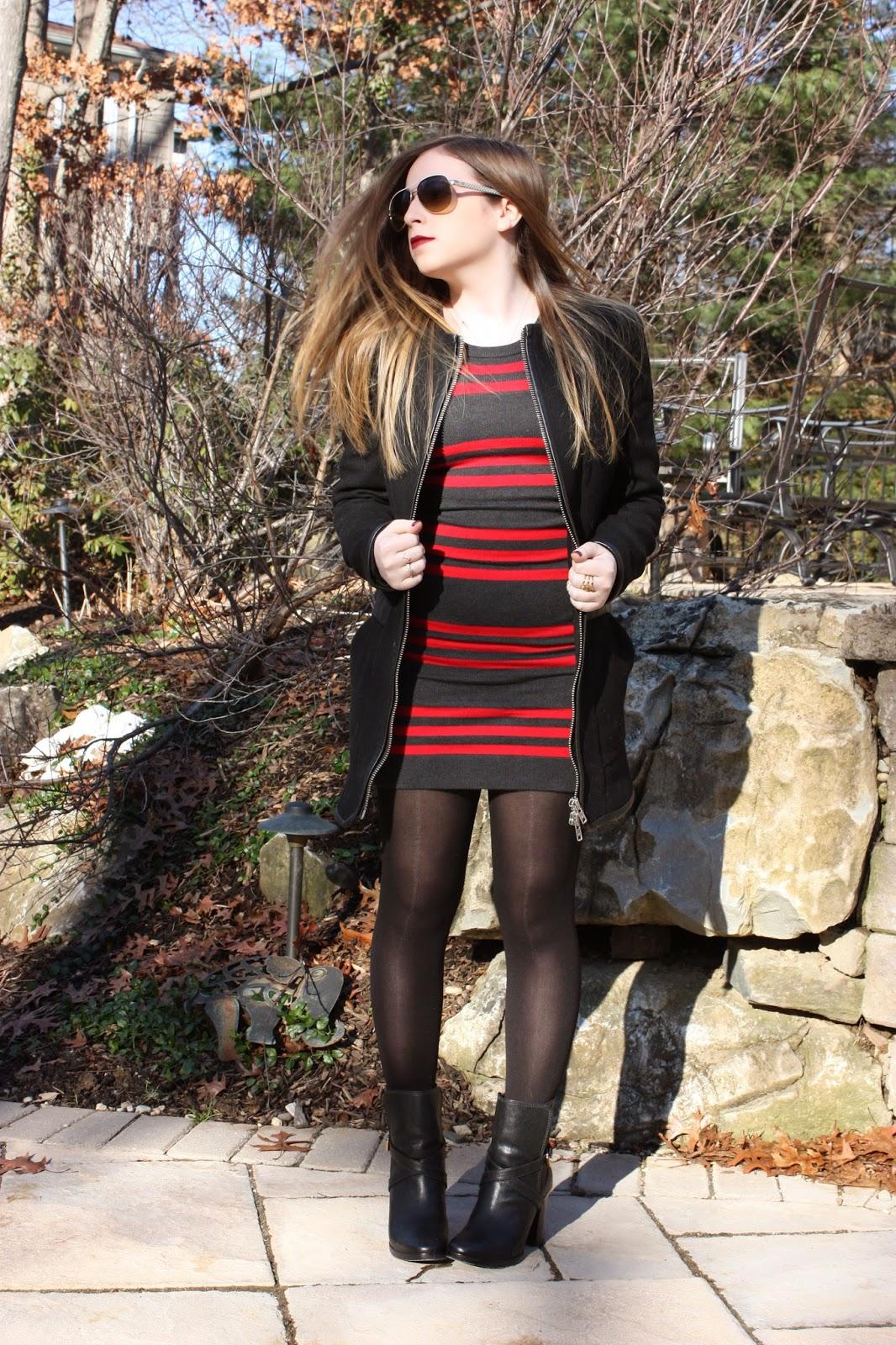 48da0a26527 Wear Me Out: Sweater Dress