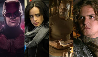 the defenders: nuevos motion posters