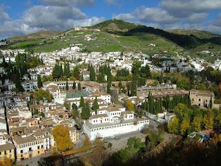 Granada, La Alhambra