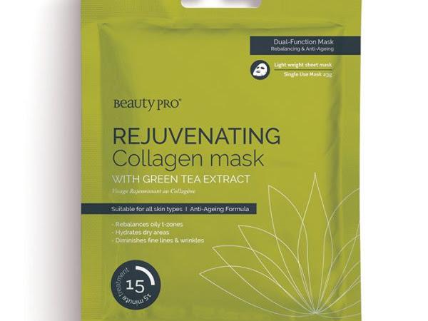 Beauty Pro Rejuvenating Collagen Mask