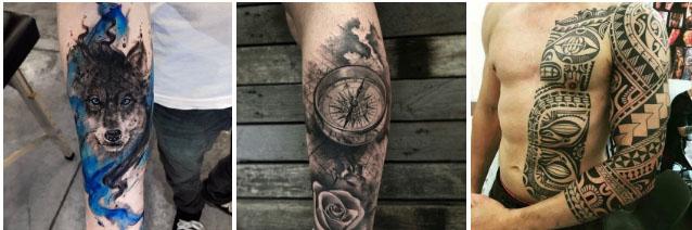 150 Mejores Tatuajes Para Hombres Y Su Significado Top 2018