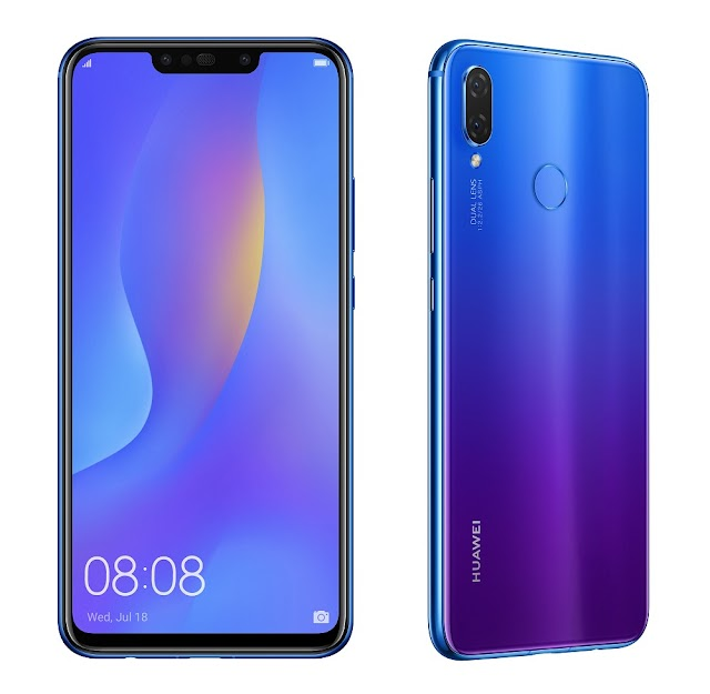 latest mobile phone : the phone Huawei Nova 3i product reviews