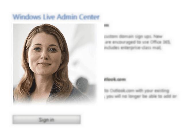 註冊 Windows Live 管理中心,申請 Mail 代管自訂網域_001