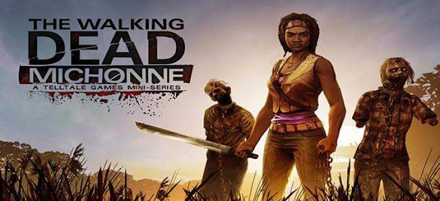 Download The Walking Dead: Michonne Apk + Data Torrent