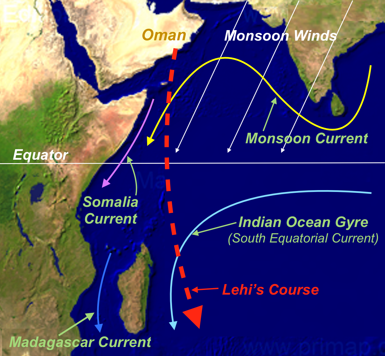 Nephicode Monsoons And Wind And Ocean Currents Part Iv