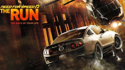 Need for Speed The Run APK + OBB For Android Mobile