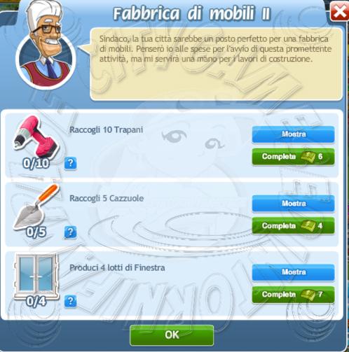 Fans di citygames il blog supercity missione fabbrica di - Fabbrica di mobili in romania ...