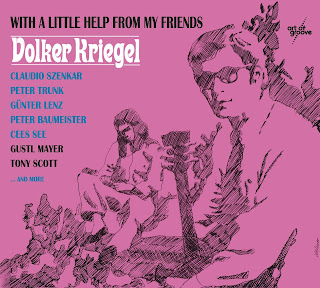 Volker Kriegel  - 1968 - With A Little Help From My Friends