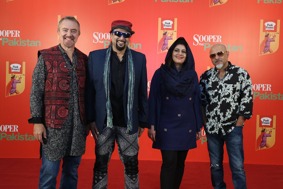 Oh, Lady Mania!: Junoon Is Back After 13 Years And The