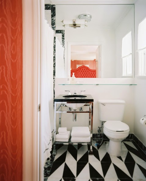 D e c o r a r e : Lonny Series - The prettiest bathrooms ...