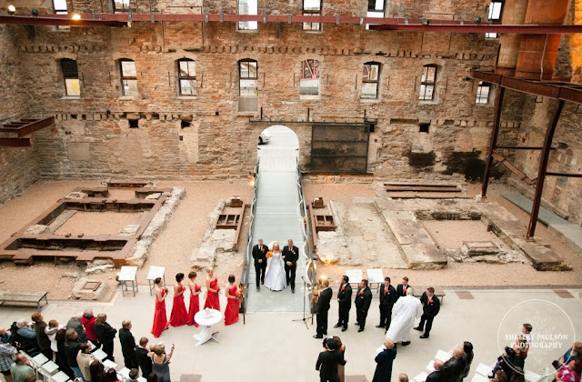 Mill City Museum Wedding Venue