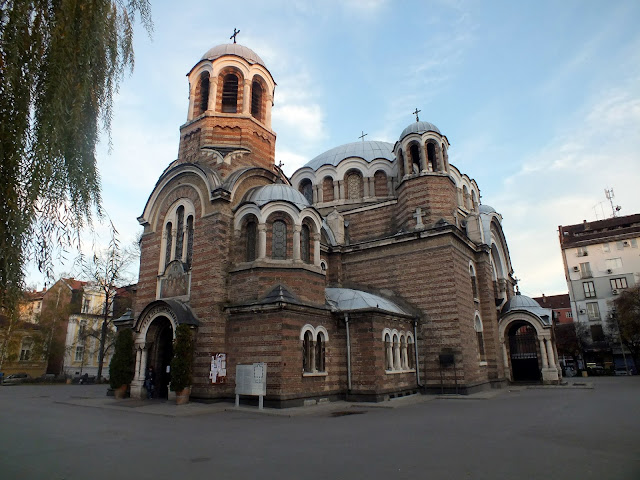 arquitectura típica de Bulgaria