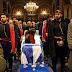 Το τελευταίο «αντίο» στον πρώην πρωθυπουργό Κωνσταντίνο Μητσοτάκη