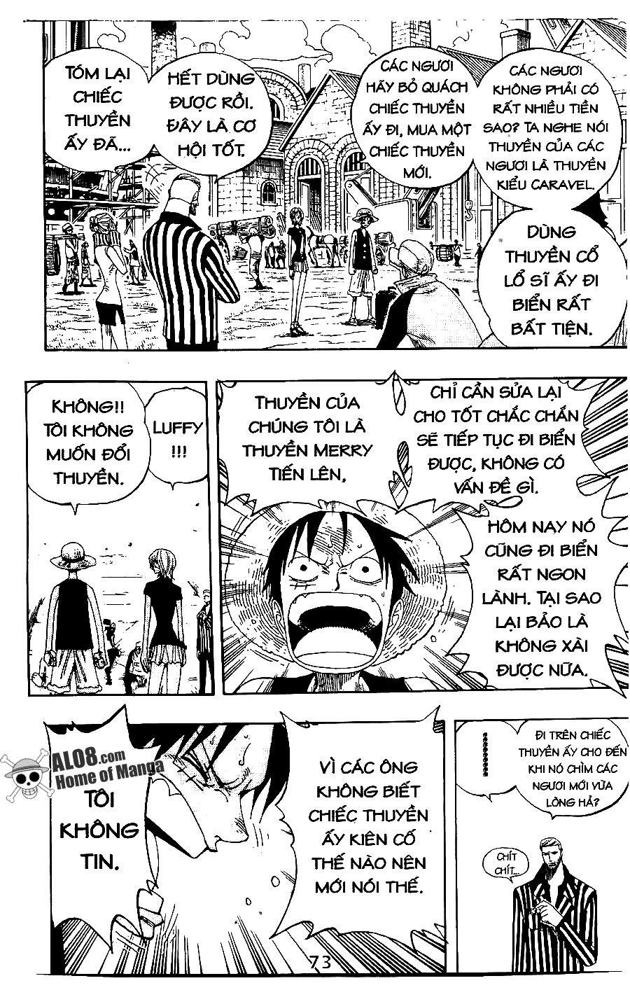 One Piece Chap 328