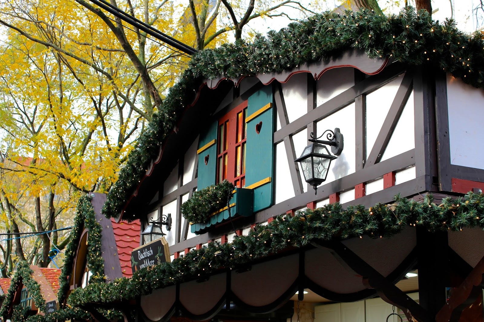German market architecture