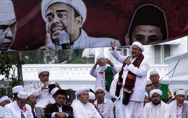 Imam Besar Front Pembela Islam, Habib Muhammad Rizieq Shihab