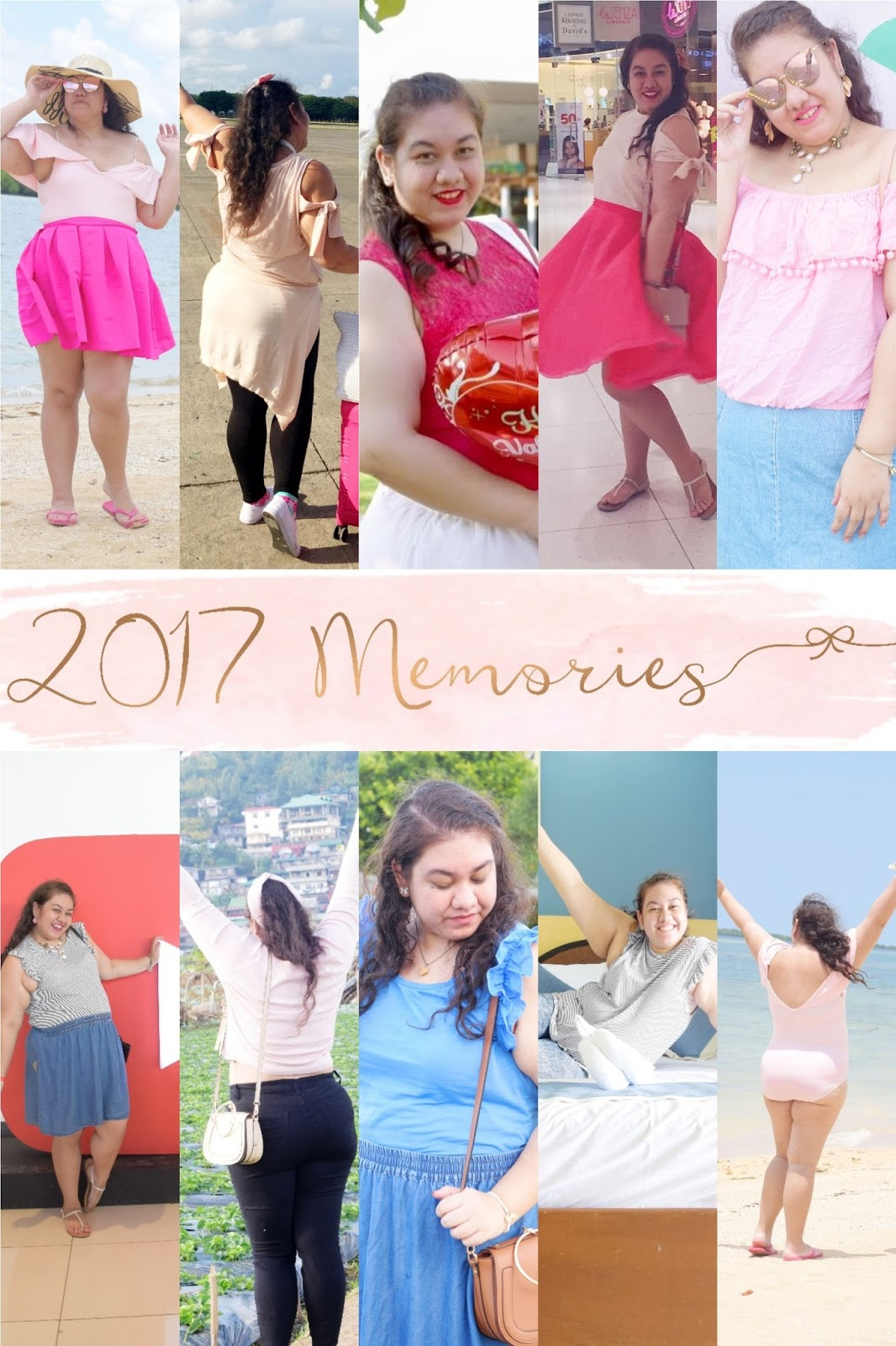 Goodbye 2017 | A Year Worth of Memories