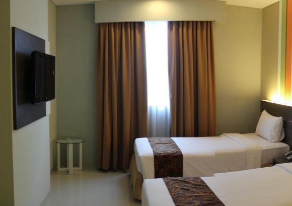 Hotel dekat Stasiun Balapan Solo