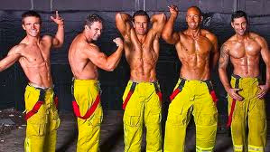 Image result for hunky firemen