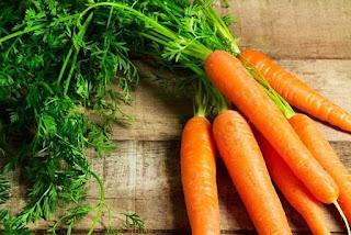 lobak, carrot, how to get beautiful skin, kacang brazil cantikkan kulit, beauty skin, beautiful skin, makanan untuk cantikkan kulit, makanan kaya vitamin a
