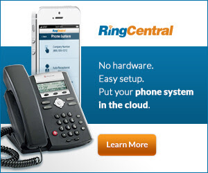 Cloud Computing Phone Service Available With RingCentral