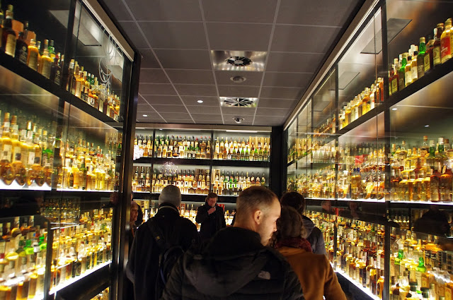 The Scotch Whisky Experience Edinburgh