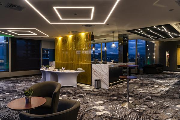 Salón-estilo-New-York-Hotel-Clarion-Bogotá-Plaza