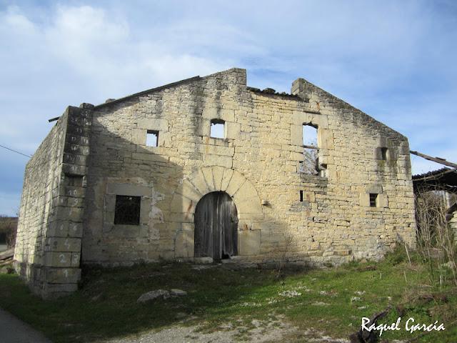 Torre de Iruro, Maroño (Aiara, Álava)