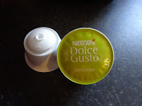 dolce gusto coffee machine pod