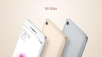 Анонси: Xiaomi Mi Max і MIUI 8 представлені офіційно