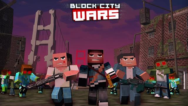block city wars playmod