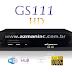 Globalsat GS111 HD Atualização v4.10 - 12/07/2017